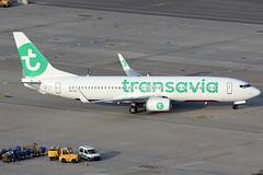 Transavia Airlines Boeing 737-8K2 PH-HSM (c/n 42067) (Manfred Saitz) Tags: vienna airport schwechat vie loww flughafen wien transavia airlines boeing 737800 738 b738 phhsm phreg