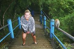 Krabi, Thailand (GraceDeaneMedia) Tags: photography travelling thailand krabi monkey temple
