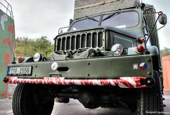 Praga V3S (Black nexus.cz Photography) Tags: praga v3s 1953 army truck nakladn automobil armda cz czech vojenske vozidlo vojensk technika esk republika