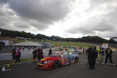 Martin Depper during the BTCC Brands Hatch Finale Weekend October 2016