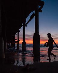 _MG_7268-3 (exceptionaleye) Tags: california canoneos coast coastalview color crystalpier coastal availablelight beach sand shilloute person sunset twilight aftersunset lastlight civiltwilight dusk ze distagont2821 distagon2128ze zeiss21 zeissdistagon2821ze