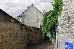 Nevers (Nivre) (sybarite48) Tags: nevers france ruelle gasse alley   callejn  vicolo  steeg aleja beco  geit ruedesratoires nivre