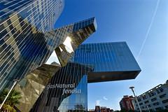 Gas Natural 2 (Xevi V) Tags: barcelona ciutatvella gasnatural isiplou edifici building arquitectura architecture catalunya catalonia gasnaturalfenosa