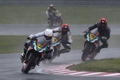 Number 130 KTM RC390 ridden by Renzo Ferreira (albionphoto) Tags: amapro superbike racing yamaha suzuki ktm honda njmp thunderbolt motoamerica superstock1000 superstock600 supersport ktmrccup motorcycle millville nj usa 130