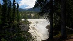 Athasbasca Falls (Stefan Jrgensen) Tags: athabascafalls athabascariver falls river water athabasca canada alberta jaspernationalpark icefieldsparkway 2013 sony dslra700 a700