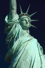 """Liberty Enlightening the World"" (Alberto Quiones) Tags: nyc libertystatue libertyisland estatuadelalibertad unitedstatesofamerica usa"