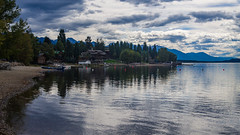 Lake Windermere (ken.sparks33) Tags: britishcolumbia invermere lake windermere reflections reflection mountain