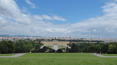 Looking from the Gloriette (amac12392) Tags: vienna gloriette