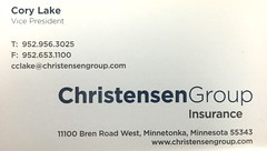 Card (corylakeInsurance) Tags: insurance insuranceinfo wordoftheday business businessowners fortune500 fortune100 info insuranceguy corylake christensengroup