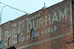 Missouri, Princeton, Bull Durham (EC Leatherberry) Tags: wall advertisement bulldurham missouri mercercounty princetonmissouri product tobaccoproduct