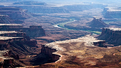 Green River, Canyonlands (Markus Hill) Tags: usa travel canon 2016 moab canyonlands greenriver utah park nationalpark nature