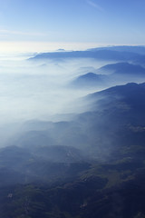 crossing the Alps (micmol ) Tags: alps cloud cloudy day flying fog foggy forest fromadistance fromabove landscape landscapes lookingdown mountain nature nobody outdoor overlooking range sky sun sunlight sunny sunnyday tofly valley vegetation vertical weather italy it