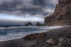 LA PALMA Playa Nogales (daniele romagnoli - Tanks for 14 million views) Tags: spagna mare water romagnolidaniele nikon canarie isolecanarie islands isola isole d810 landscape paesaggio sea oceano oceanoatlantico spiaggia playa costa sky cielo nuvole acqua litorale paysage