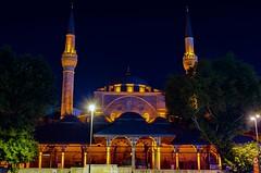 Mihrimah Sultan Mosque (mazharserdar) Tags: istanbul turkey üsküdar mosque mimarsinan minaret mihrimahsultan cami mihrimahsultanmosque architecture dome