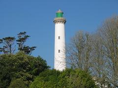 Phare de Bnodet (Finistre, France) (frecari) Tags: finistere france bretagne phare nature landscape 2005
