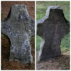 Rugged cross (cardally) Tags: alvie scotland autumn religion cross