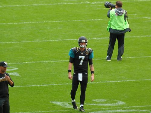 Indianapolis Colts @ Jacksonville Jaguars