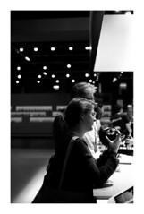 Auf der Photokina 1989...ähhh?...nein halt...2016! (Alex Sander S.) Tags: believeinfilm contaxg1 filmphotography carlzeissplanar caffenolcl filmshooters classicblackwhite schwarzweis analog photokina2016 epsonv500 45mm kodak carlzeiss contax film planar45mm ilovefilm istillshootfilm blackandwhite kölnmesse classicblackandwhite caffenol 35mmfilm ishootkodakfilm push 4001600 kodaktmax filmisnotdead messsucher bokeh tmy rangefinder