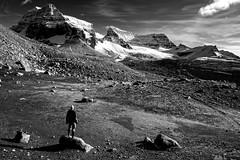 Not a Bad Little Hike (Sophie Carr Photography) Tags: strur hiking storurd iceland easticeland dayhike blackwhite bw landscape