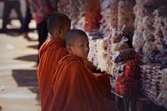 Cambodian Monks (Etardo64) Tags: cambodia monk monks orange