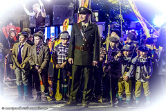 The Spirit of 1916 (Marty Cooke) Tags: streetphotography irishhistory people children outside outdoor lowlight nightphotography donegal countydonegal codonegal ballyshannon