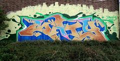 graffiti amsterdam (wojofoto) Tags: amsterdam graffiti streetart nederland netherland holland wojofoto wolfgangjosten ndsm maty
