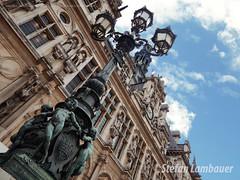 Hotel de Ville de Paris (Stefan Lambauer) Tags: hoteldevilledeparis paris stefanlambauer 2015 france city cidade europa fr frança parvisdelhôteldeville