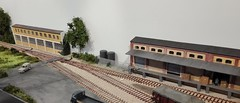 2016-10-11_08-44-23 (dmq images) Tags: modelleisenbahn model railway railroad scale schaal modelspoor h0 187 layout valkenveld