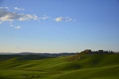Need for spring. (Antonio Cinotti ) Tags: landscape paesaggio toscana tuscany italy italia siena hills colline campagnatoscana cretesenesi asciano nikond7100 nikon d7100 rollinghills nikon1685 medane