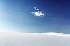Sand In The Blue (Ralph Graef) Tags: sand blue desert summer heat clouds sky simplicity vastness
