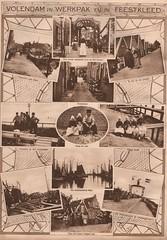 Panorama 1913   Volendam (janwillemsen) Tags: volendam panorama 1913 magzineillustration