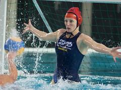 1A150145 (roel.ubels) Tags: uzsc zpb hl productions waterpolo eredivisie utrecht krommerijn 2016 sport topsport