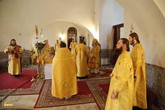 28. Church service in Svyatogorsk / Богослужение в храме г.Святогорска 09.10.2016