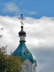Holy Trinity Russian Orthodox Church (SqueakyMarmot) Tags: vancouver strathcona campbellavenue russian church cupola