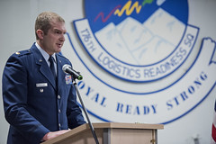 160925-Z-MW427-083 (176th Wing, Alaska Air National Guard) Tags: 176thwing 176thmisssionsupportgroup 176thlogisticsreadinesssquadron lrs alaskaairnationalguard jber assumptionofcommand ceremony loyal ready strong