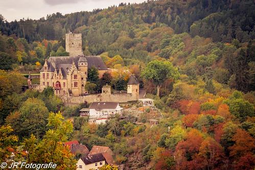 Schloss Kransberg in Fall
