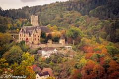 Schloss Kransberg in Fall (jrfotografie1) Tags: castle usingen castlekransberg2016 burgkransberg germany events places architecture germandaytrips hesse hessen de fall color herbst
