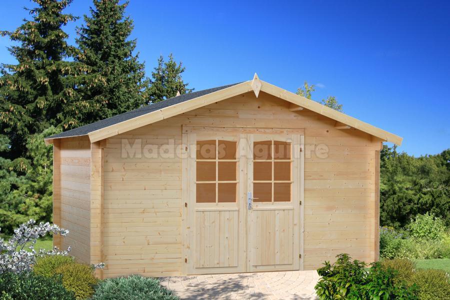 Caseta de jardin Lotta 2