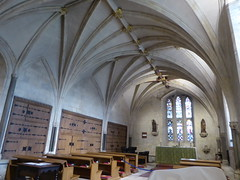 Zouche Chapel, York Minster (Aidan McRae Thomson) Tags: york minster cathedral yorkshire zouche chapel medieval architecture gothic interior