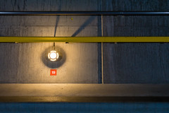 nineteen (swissgoldeneagle) Tags: lamp lampe basistunnel rx100m4 tunnel switzerland graubnden sonycamera grisons graubuenden gbt neunzehn gotthardbasistunnel 19 rx100 sedrun licht gotthard light nineteen indoor gotthardbasetunnel gottardino basetunnel graubnden tujetsch schweiz ch