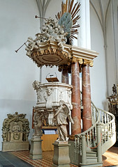 Germany-00032 - Pulpit