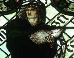 [45606] St Editha, Tamworth : Enoch (Budby) Tags: tamworth staffordshire church window stainedglass preraphaelite