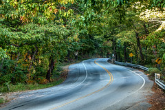 Appalachian Road (Michael Cress Photography) Tags: inexplore trees photographicfineart landscape lookoutmountain travel nature chattanooga michaelcressphotography countryroad streets mountaindrive michaelcressphotography