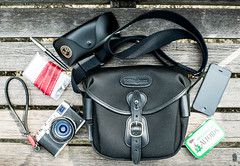What's In My Everyday Bag (Ronald Cirilo) Tags: england digital pen ronald bag 50mm nikon singapore fuji hadley fujifilm altoids nikkor aviator camerabag rayban d800 billingham iphone companyid cirilo gordys whatsinmycamerabag iphone5 gordysstrap nikond800 nikkor50mm18g nikon50mm18g 50mm18g hadleydigital ronaldcirilo x100s fujifilmx100s