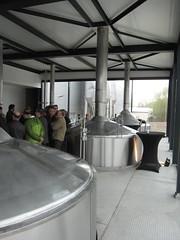 Tour de Geuze 2013 @ Boon Brewery (Bernt Rostad) Tags: belgium halle boon pajottenland belgia geuze lembeek brouwerijboon toerdegeuze frankboon tourdegeuze