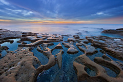 La Jolla Sunset (chris lazzery) Tags: california sunset sandiego lajolla canonef14mmf28lii 5dmarkii
