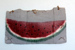 IMG_0383_edited (RALaurell) Tags: watermelon primitiveart outdooradvertising