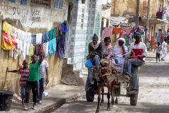 vivere per strada 7 (mat56.) Tags: life street people colors saint louis strada child bambini candid persone senegal vivere calesse mat56 potd:country=it