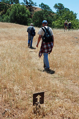 Follow the Arrow (LeftCoastKenny) Tags: path hikers sunolregionalwilderness