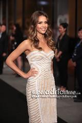 Jessica Alba hosts the Social Star Awards (SUPERADRIANME) Tags: celebrities redcarpet jessicaalba marinabaysands socialstarawards